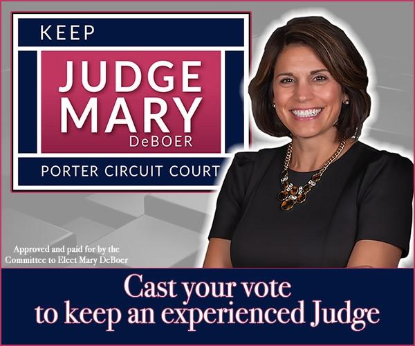 Judge Mary Deboer