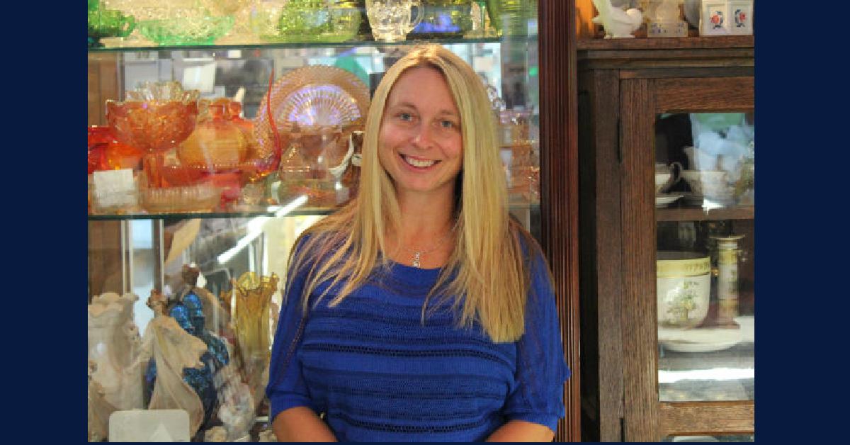 A Portage Life in the Spotlight: Shannon Burhans