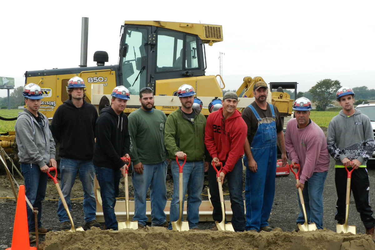 IKORCC Breaks Ground at Merrillville Training Center and Administration Building