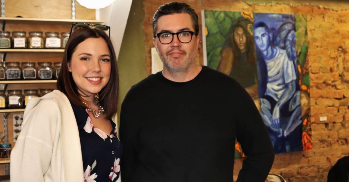 BLACKBIRD CAFÉ FEATURES LOCAL ARTIST AND FORMER EMPLOYEE, CORTNEY CAREY, IN ART RECEPTION