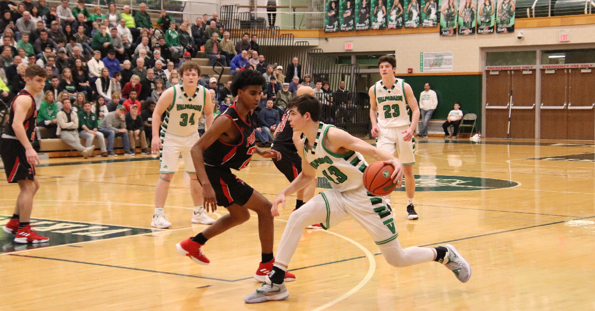 Valparaiso Vikings and Portage Indians Exemplify the Region's Basketball Culture at Friday's Game
