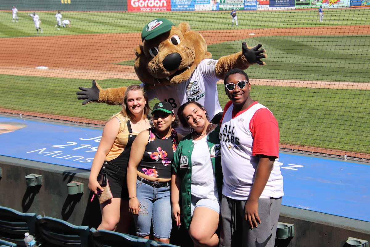 Gary SouthShore Railcats and McAfee Animal Hospital host annual Bark in the Park