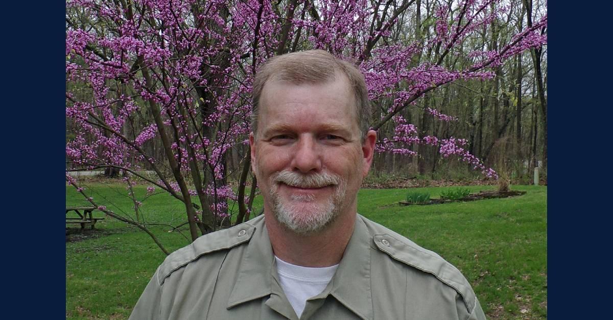A Tippecanoe State Park Employee Spotlight: Vernon Gillum