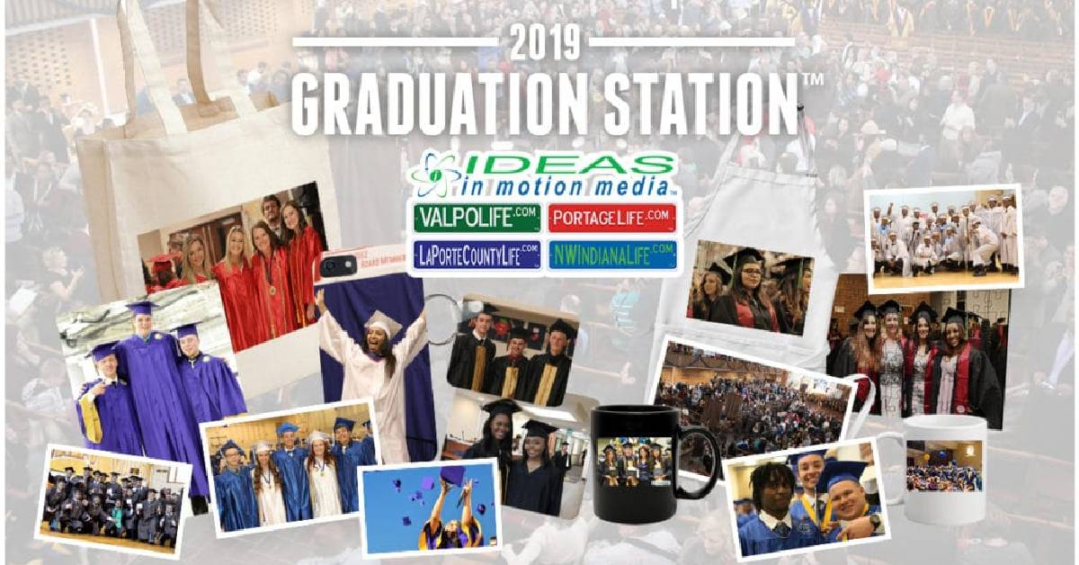 2019 Northwest Indiana Graduation Station