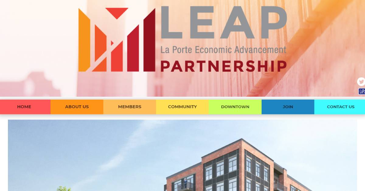 LEAP launches new web experience