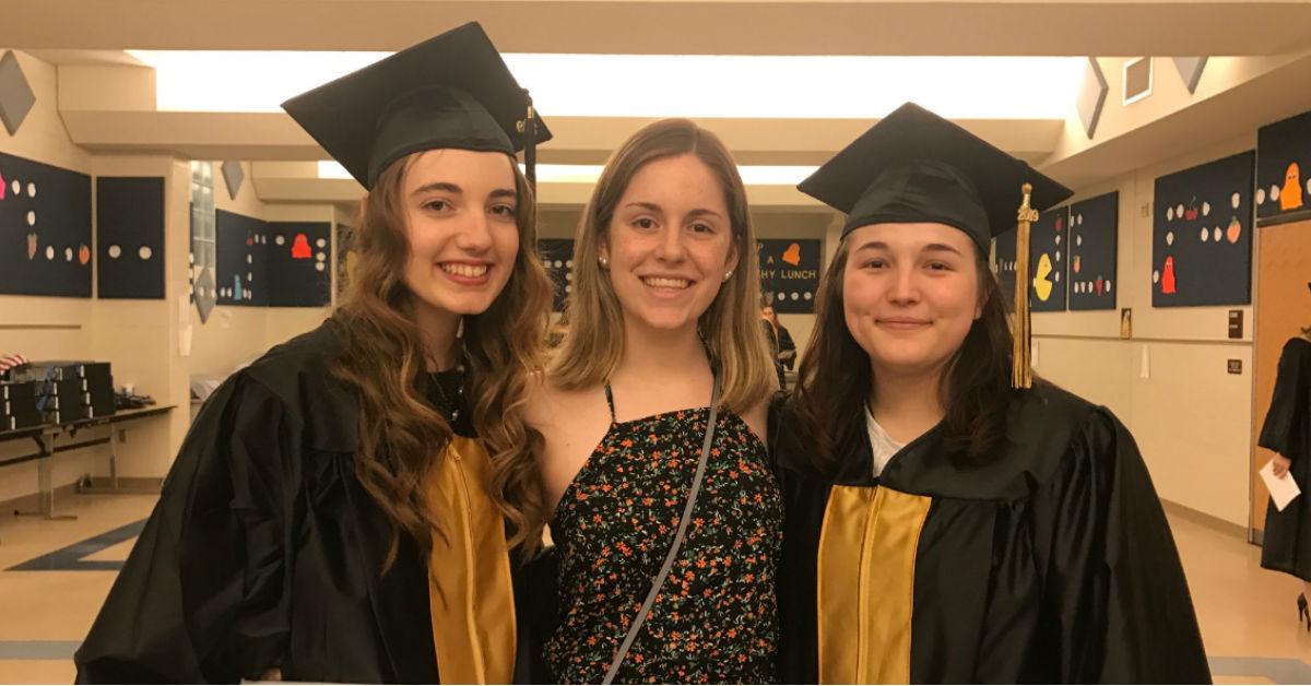 #1StudentNWI: Celebrating at Kouts High School