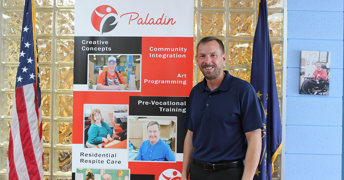 Employee Spotlight: Bill Trowbridge of Paladin