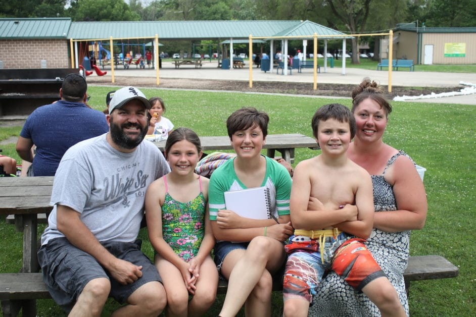 Hannah's Hope celebrates their mission with families at Annual Picnic