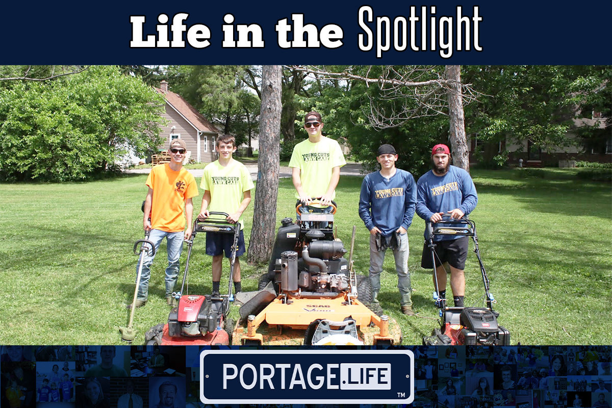 A Portage Life in the Spotlight: Zach Hughes