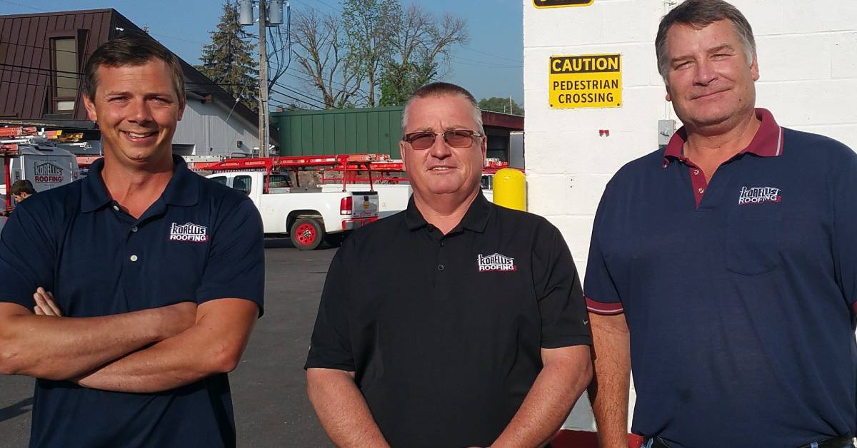 Korellis Roofing Employee Spotlight: Dan Runyan