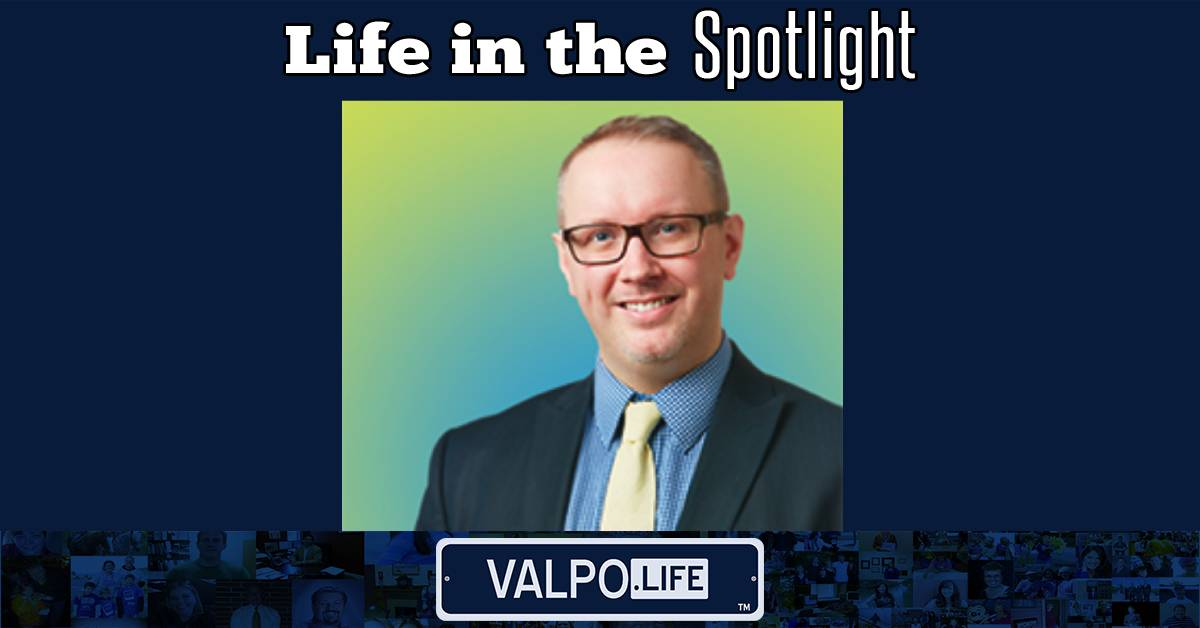 A Valpo Life in the Spotlight: Kurt Gillins