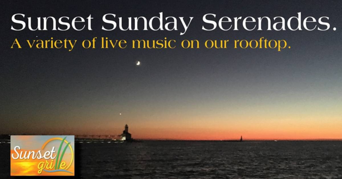 Sunset Sunday Serenades at Sunset Grille