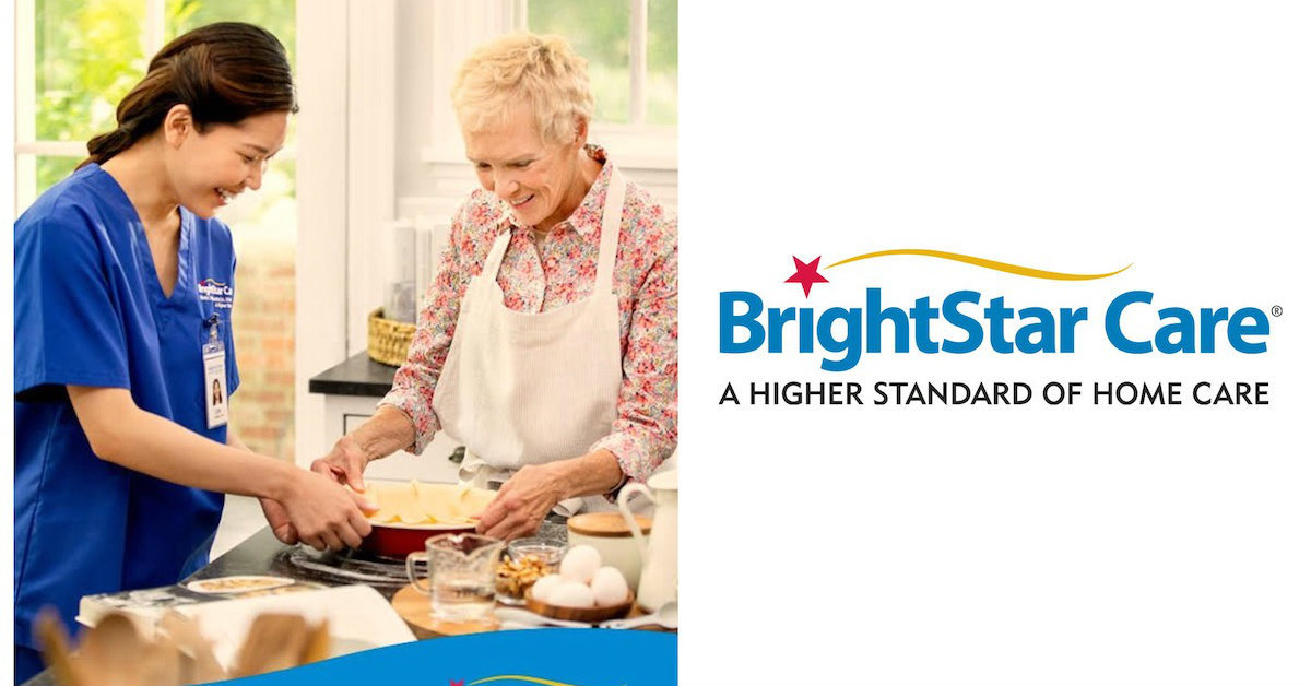 Professional and compassionate service found at BrightStar Care Lake County