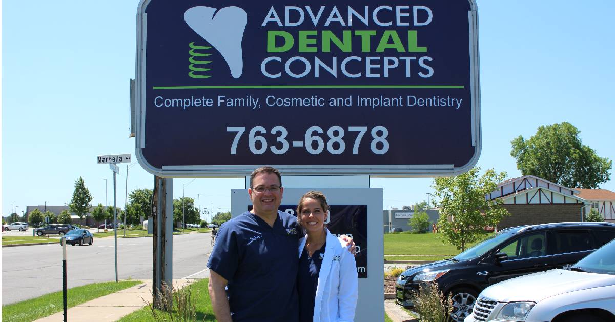 Advanced Dental Concepts Customer Service Soars