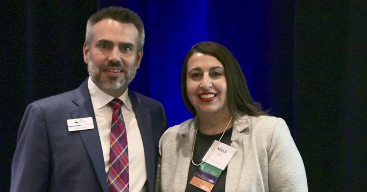 Indiana Hospital Association awards patient safety service & leadership award to St. Catherine Hospital Pharmacy Director