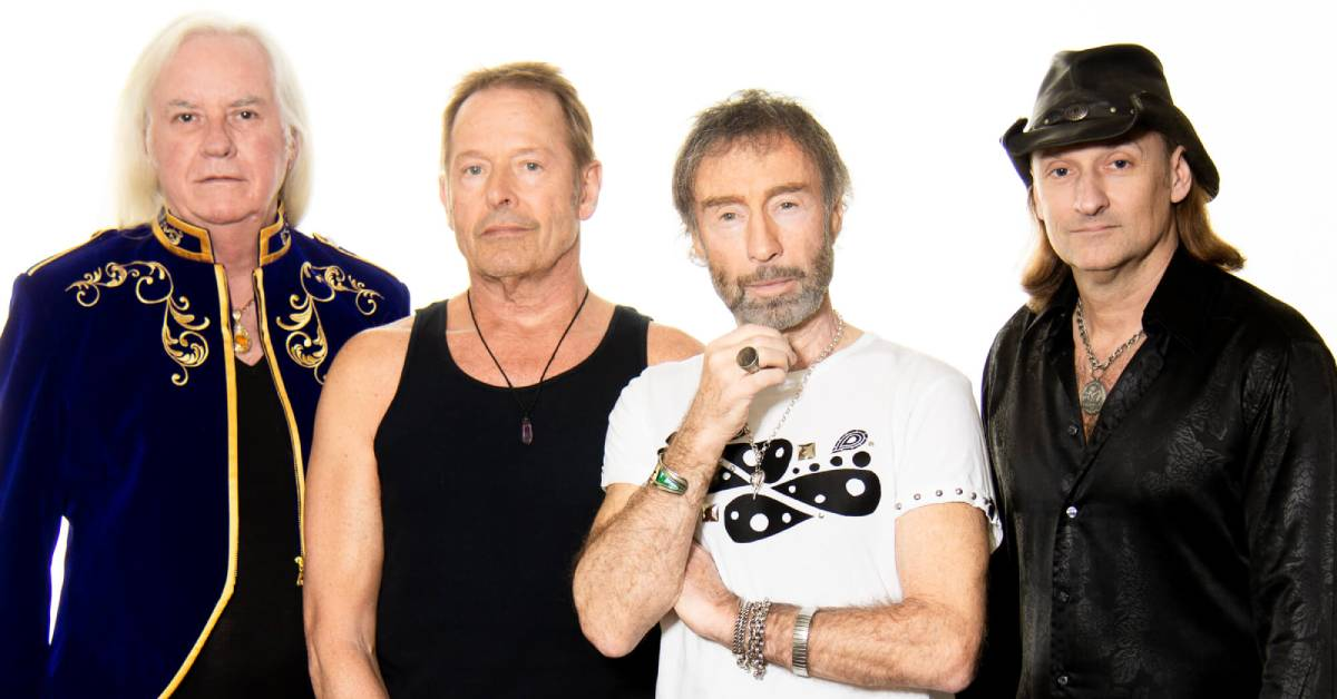 Bad Company at Festival of the Lakes