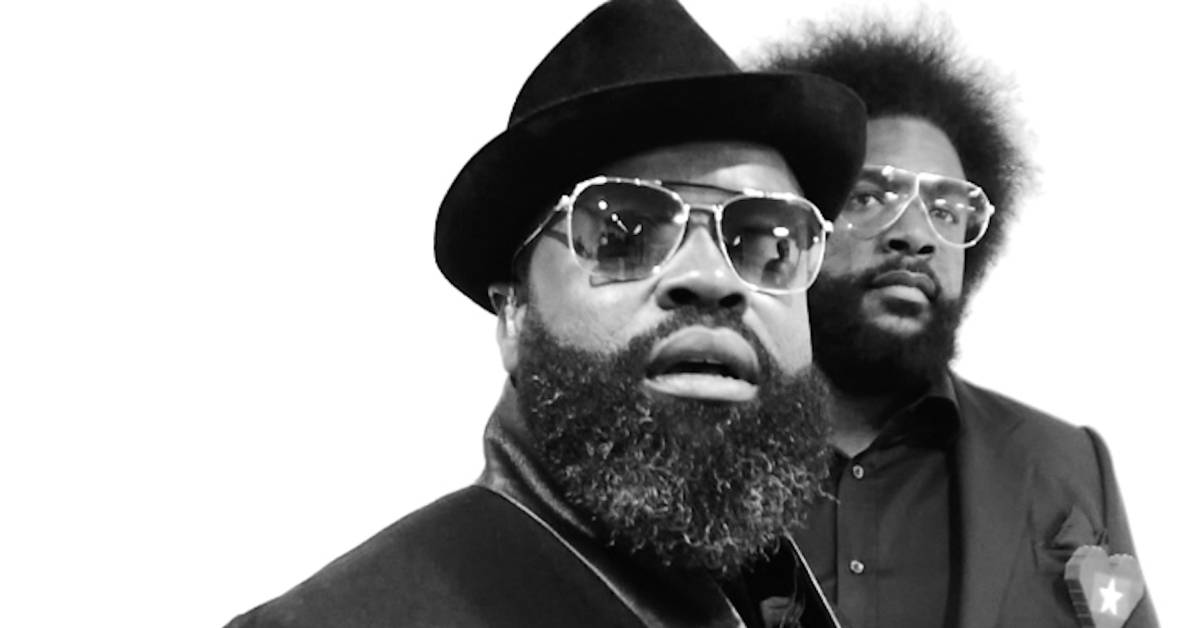 The Roots at Festival of the Lakes