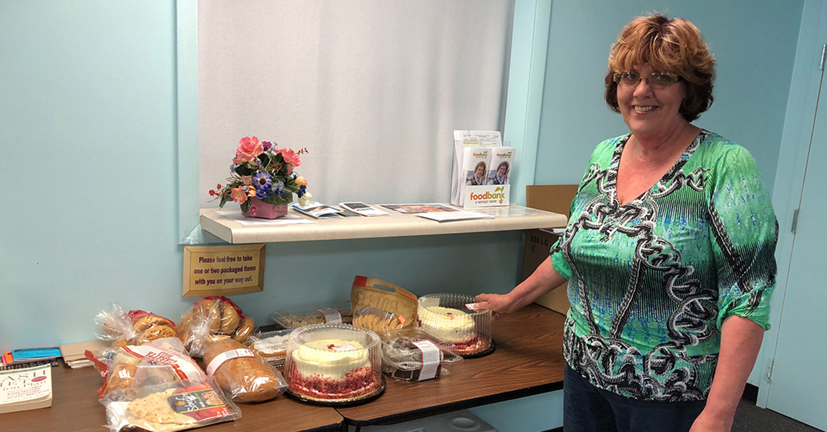 Volunteer impacts food insecurity one delivery at a time