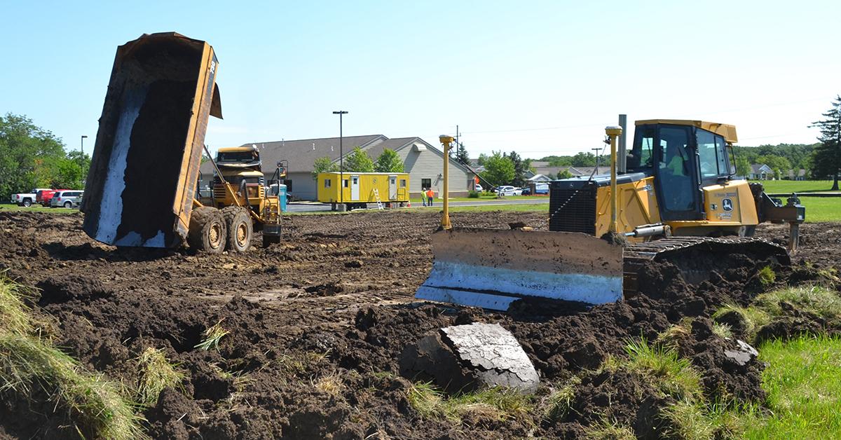 Work begins on new FPN Crown Point Pediatrics Health Center