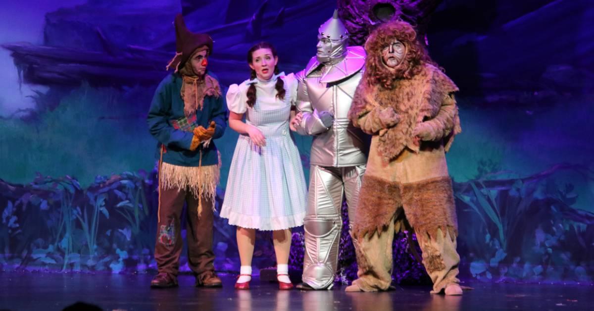 La Porte Community School Corporation welcomes audiences to the Land of Oz