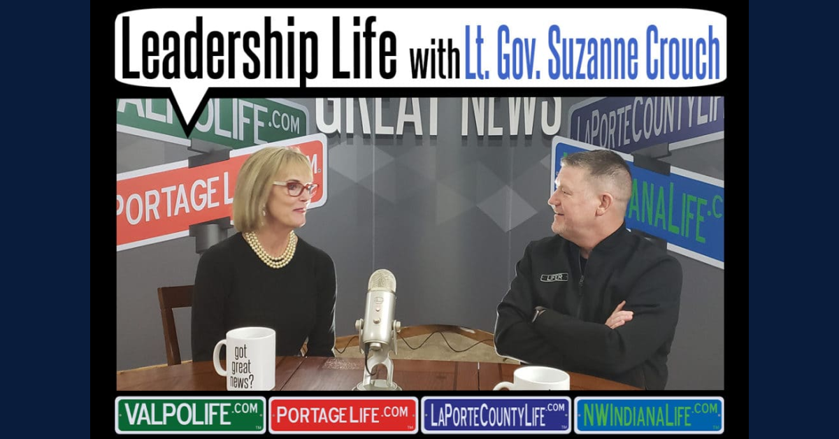 Leadership Life: A great look at state leadership with Lt. Gov. Suzanne Crouch
