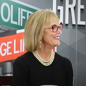 Lt. Governor Suzanne Crouch to chair Indiana's 2020 Census Committee