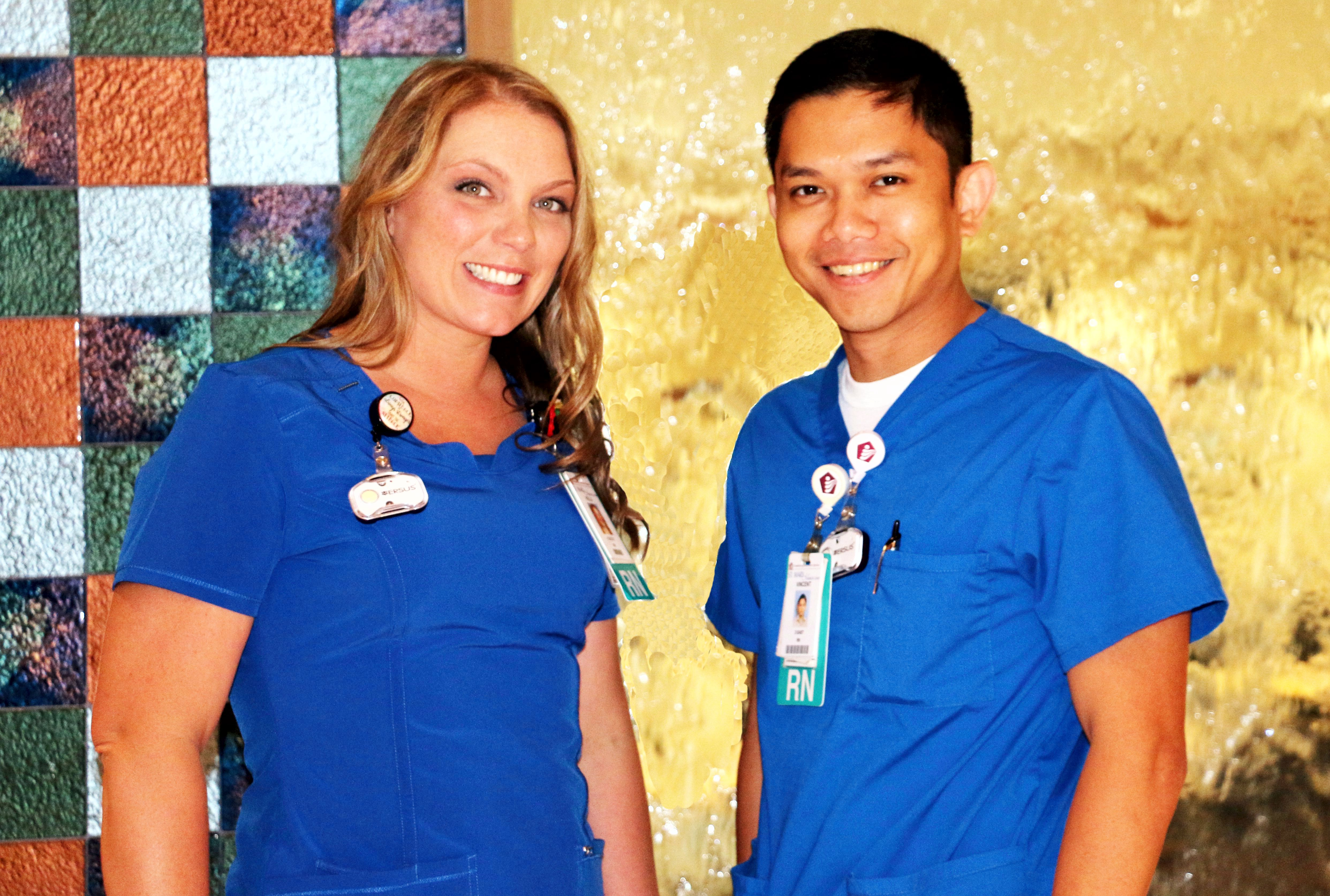 ST. MARY MEDICAL CENTER ANNOUNCES  EXCELLENCE IN NURSING AWARD WINNERS