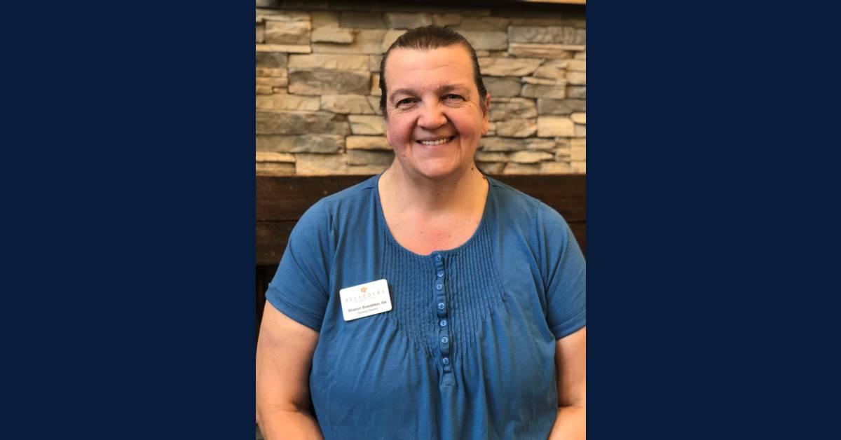 A Belvedere Senior Housing Employee Spotlight: Sharon Boedeker