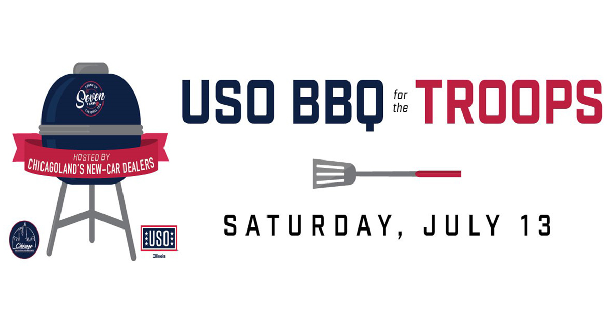 Webb Hyundai Highland BBQ for the Troops