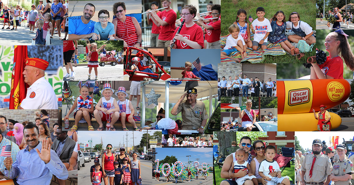 The Region had a Blast for July 4th 2019