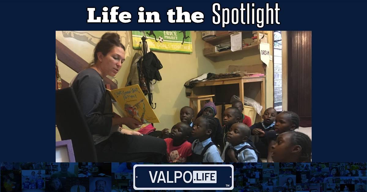 A Valparaiso Life in the Spotlight: Amy Ahiga