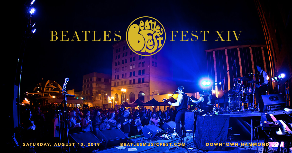 Beatles Fest invades Hammond for 14th year