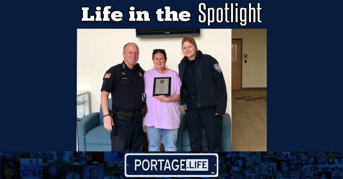 A Portage Life in the Spotlight: Bonnie Kidwell