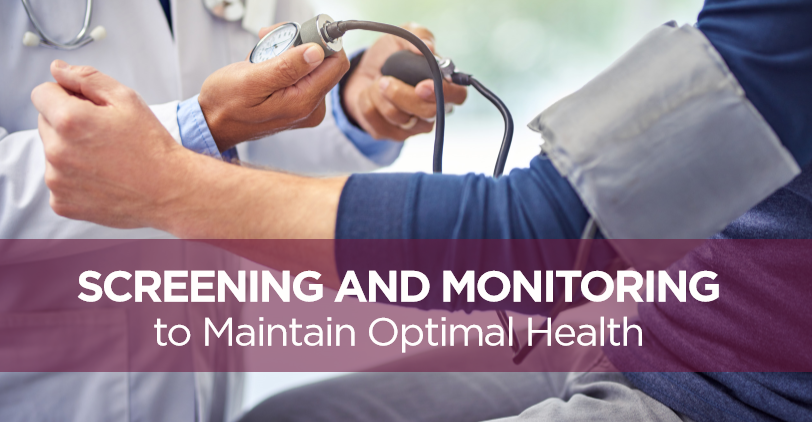 Screening &  Monitoring Program with Community Healthcare System