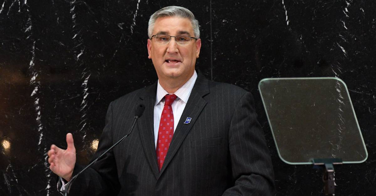 Gov. Holcomb anounces Indiana receives Federal Disaster Declaration