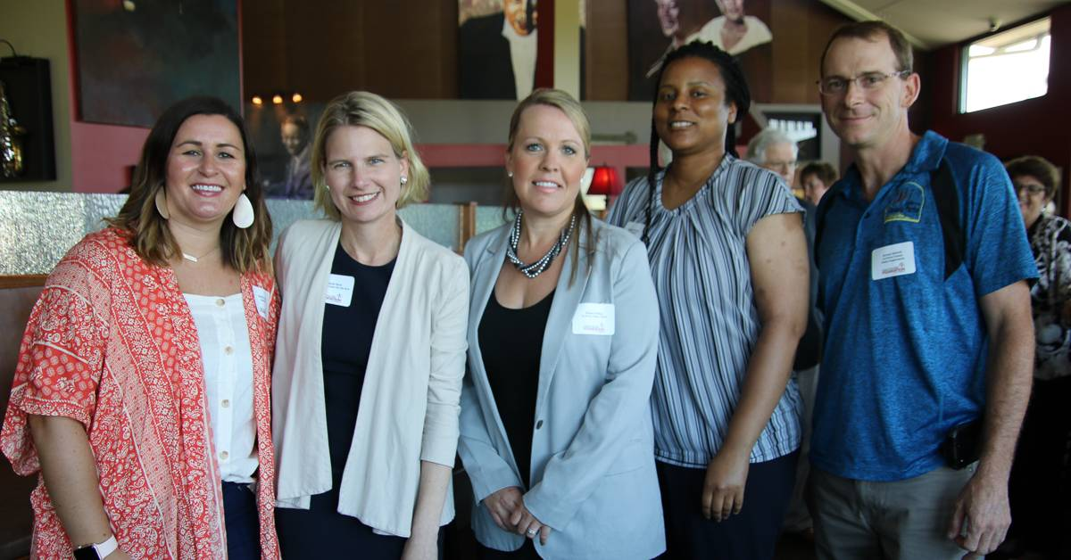 Local nonprofit leaders honored at HFL Leadership Academy graduation
