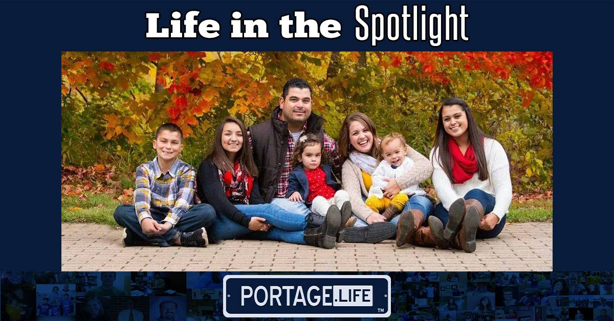 A Portage Life in the Spotlight – Joanie Sulivan