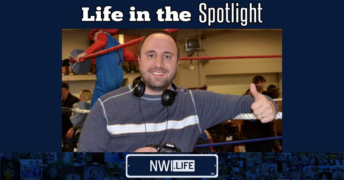 A Northwest Indiana Life in the Spotlight: Josh Harvoth