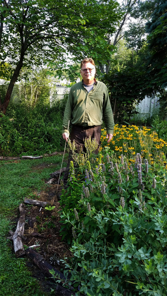 Public invited to tour recognized native plant garden in Munster