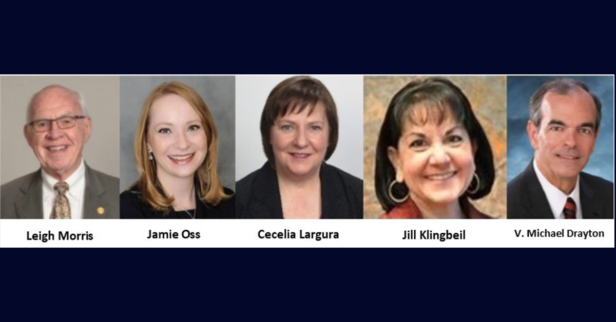 LCSO announces election of new board officers and directors