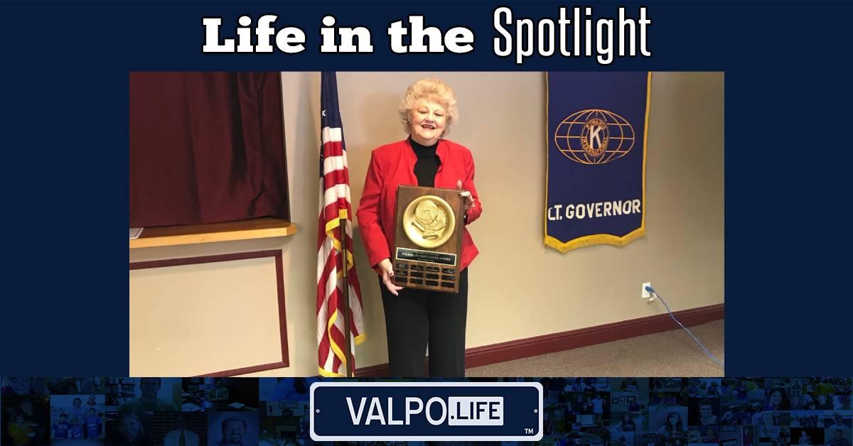 A Valpo Life in the Spotlight: Nancy Barone