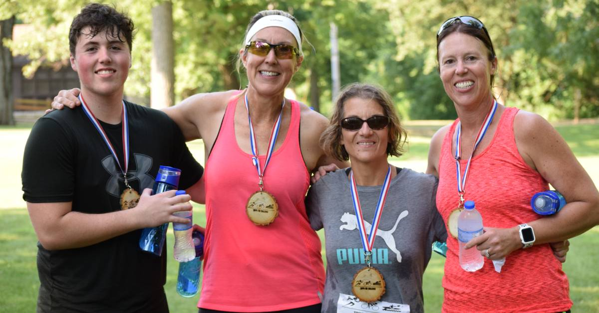 Annual Tippy Tri-Challenge Boasts a Slew of Summer Fun for the Entire Family