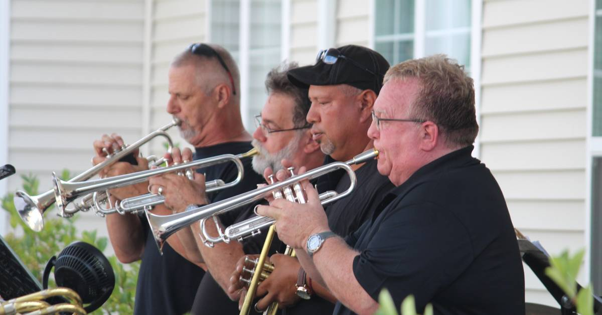 StoryPoint Chesterton Concert in the Courtyard 2019