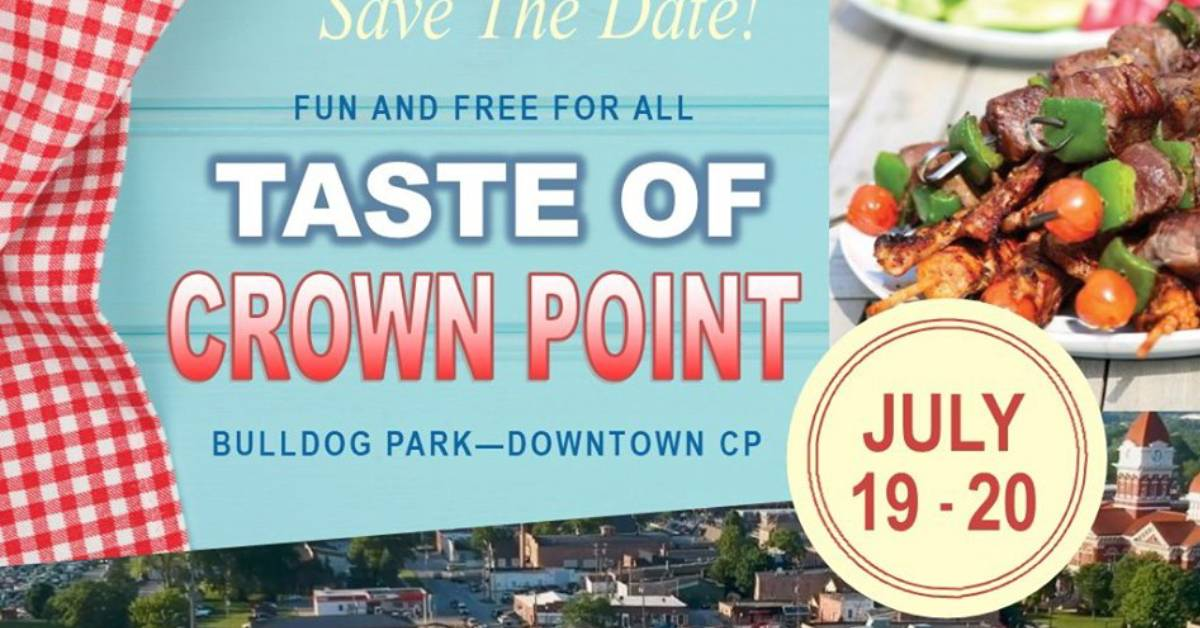 Taste of Crown Point Returns!