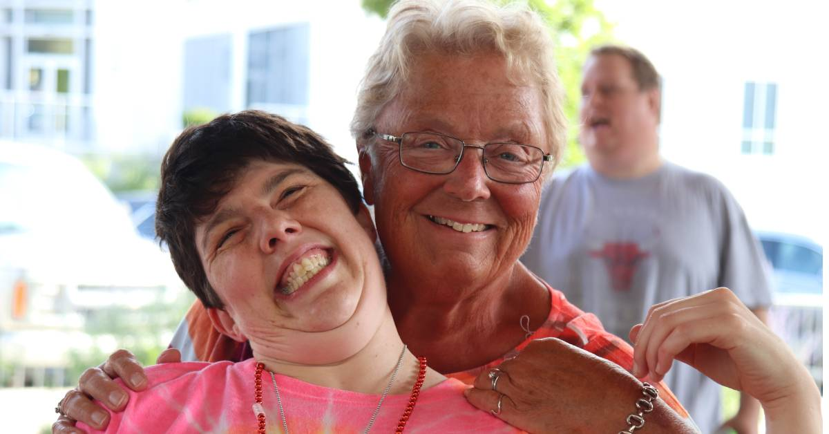 Smiles abound at Opportunity Enterprises' Summer Celebration