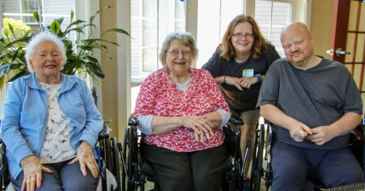 Addison Pointe Health & Rehabilitation Center athletes shine at the TLC 2019 Senior Summer Rehab Games
