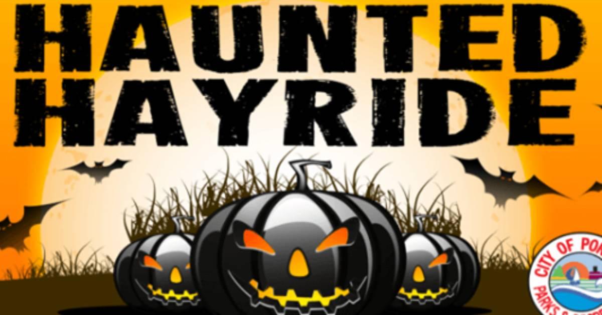 Annual Woodland Park Haunted Hayride
