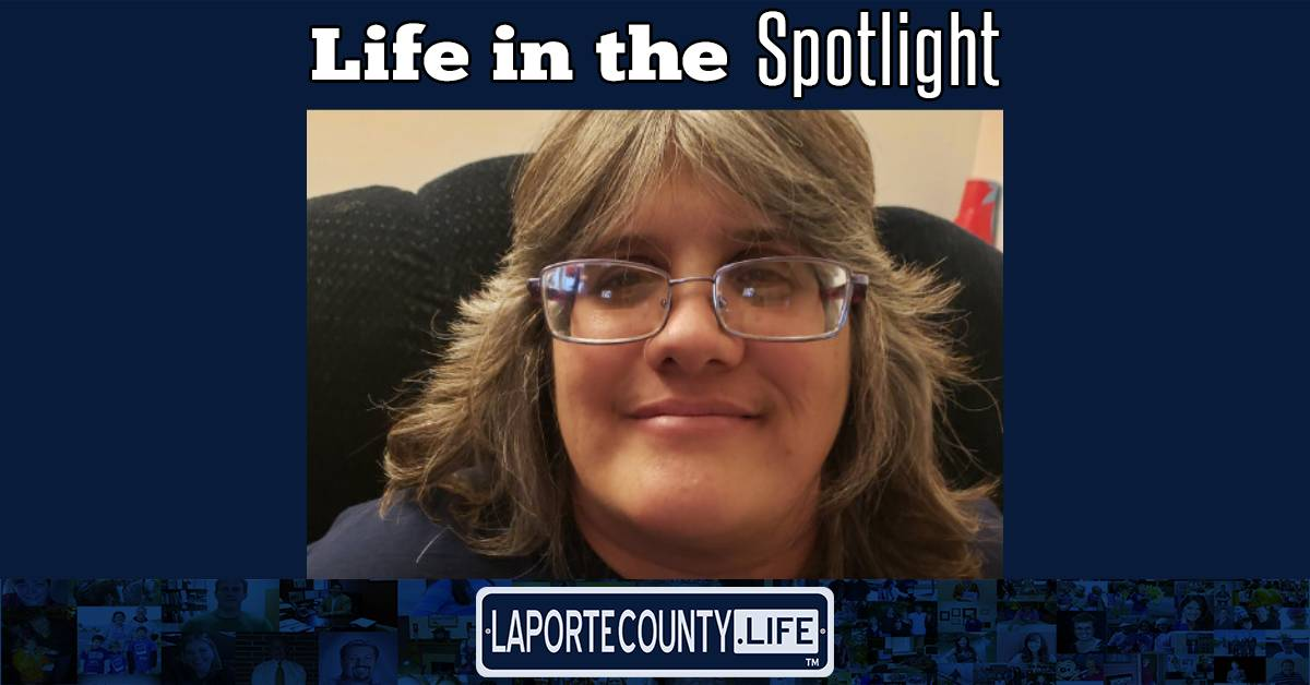 A La Porte County Life in the Spotlight – Suzanne Kozinski
