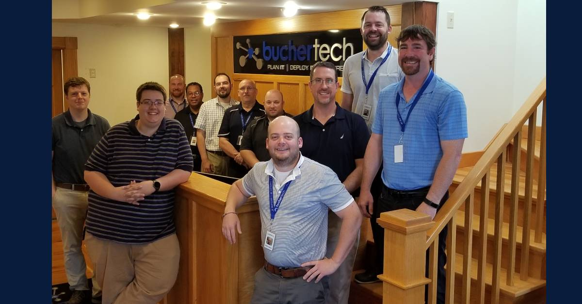 What Sets BucherTech Apart? The Human Aspect.