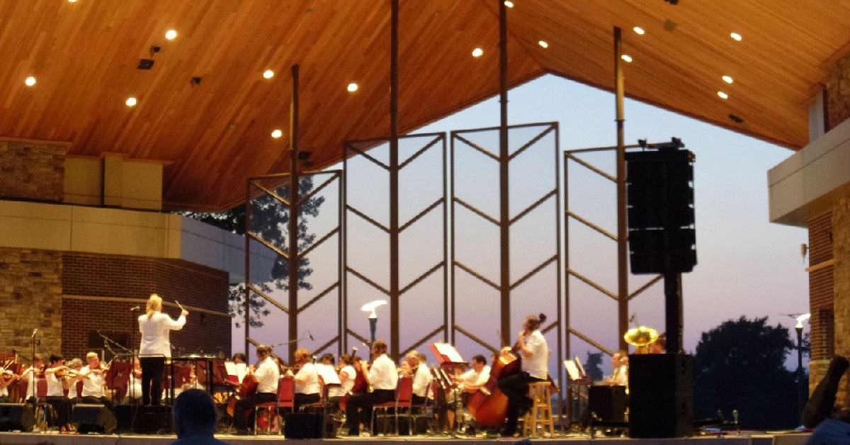 The Northwest Indiana Symphony Orchestra presents the 13th Annual 2019 South Shore Summer Music Festival